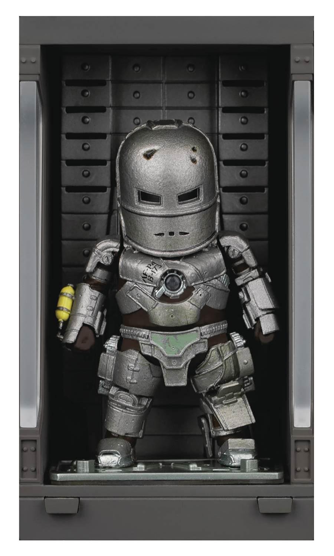 Iron Man 3 MEA-015 Iron Man Mark I Hall Of Armor Previews Exclusive Figure