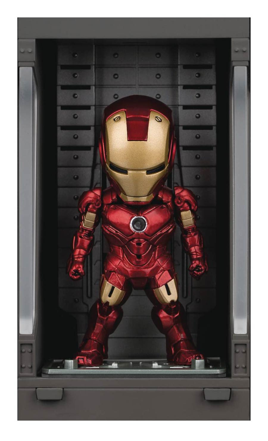 Iron Man 3 MEA-015 Iron Man Mark IV Hall Of Armor Previews Exclusive Figure