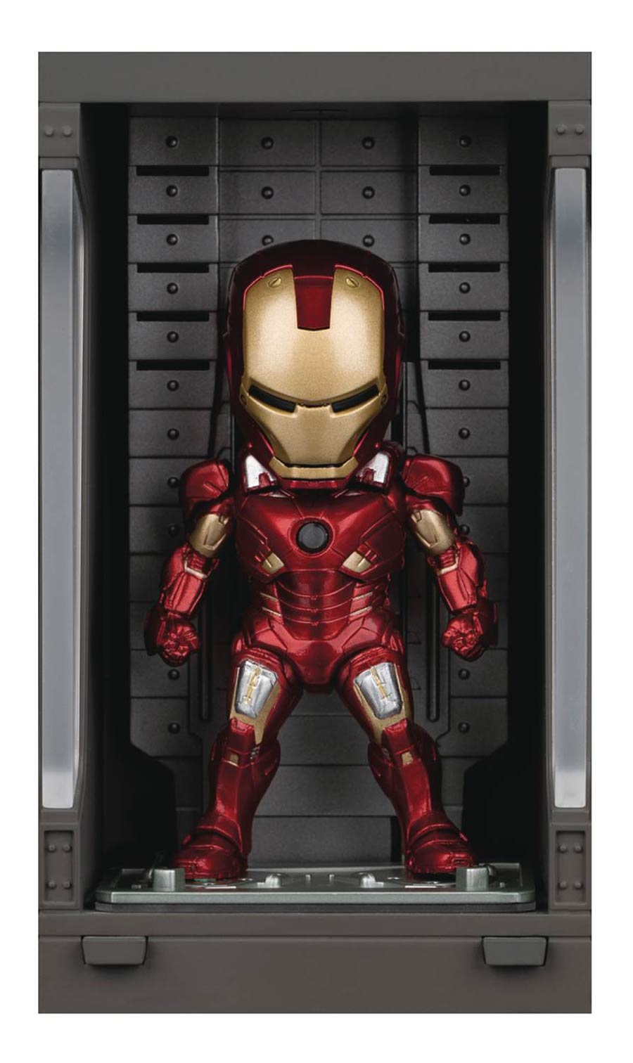 Iron Man 3 MEA-015 Iron Man Mark VII Hall Of Armor Previews Exclusive Figure