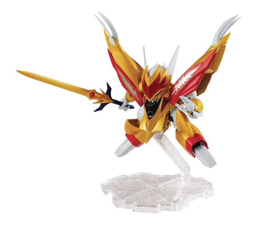 NXEdge Style NX-0050 (Mashin Unit) Ryuseimaru Action Figure