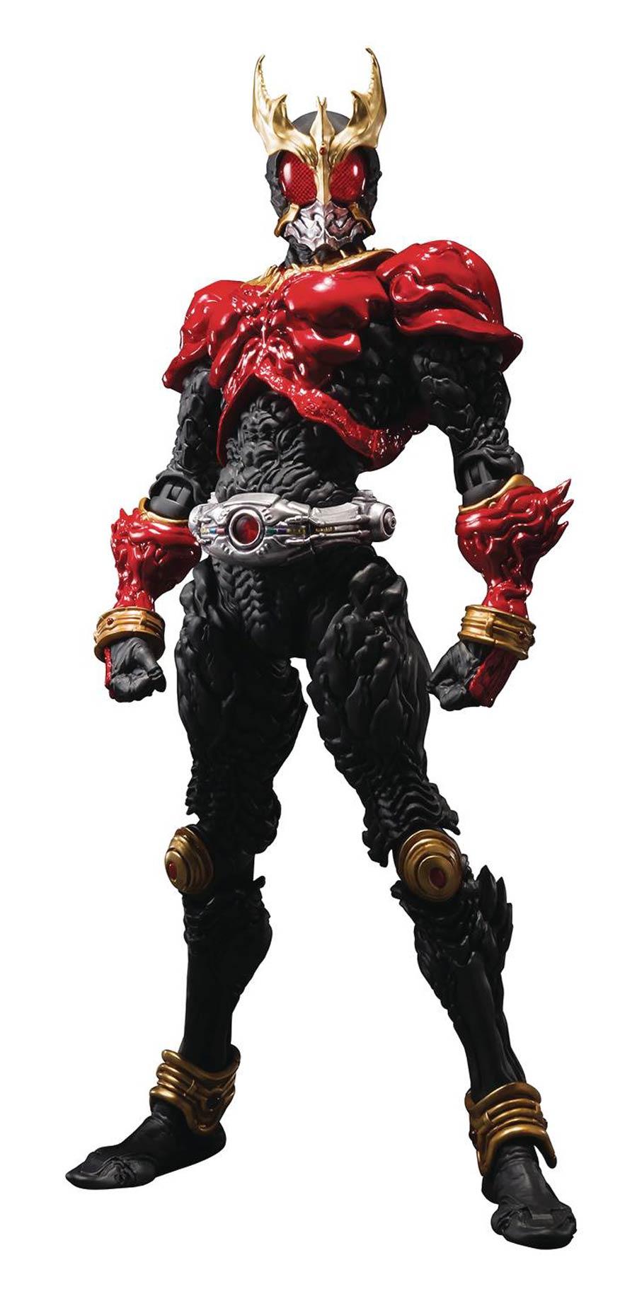 Kamen Rider S.I.C. Super Imaginative Colosseum - Masked Rider Kuuga Action Figure