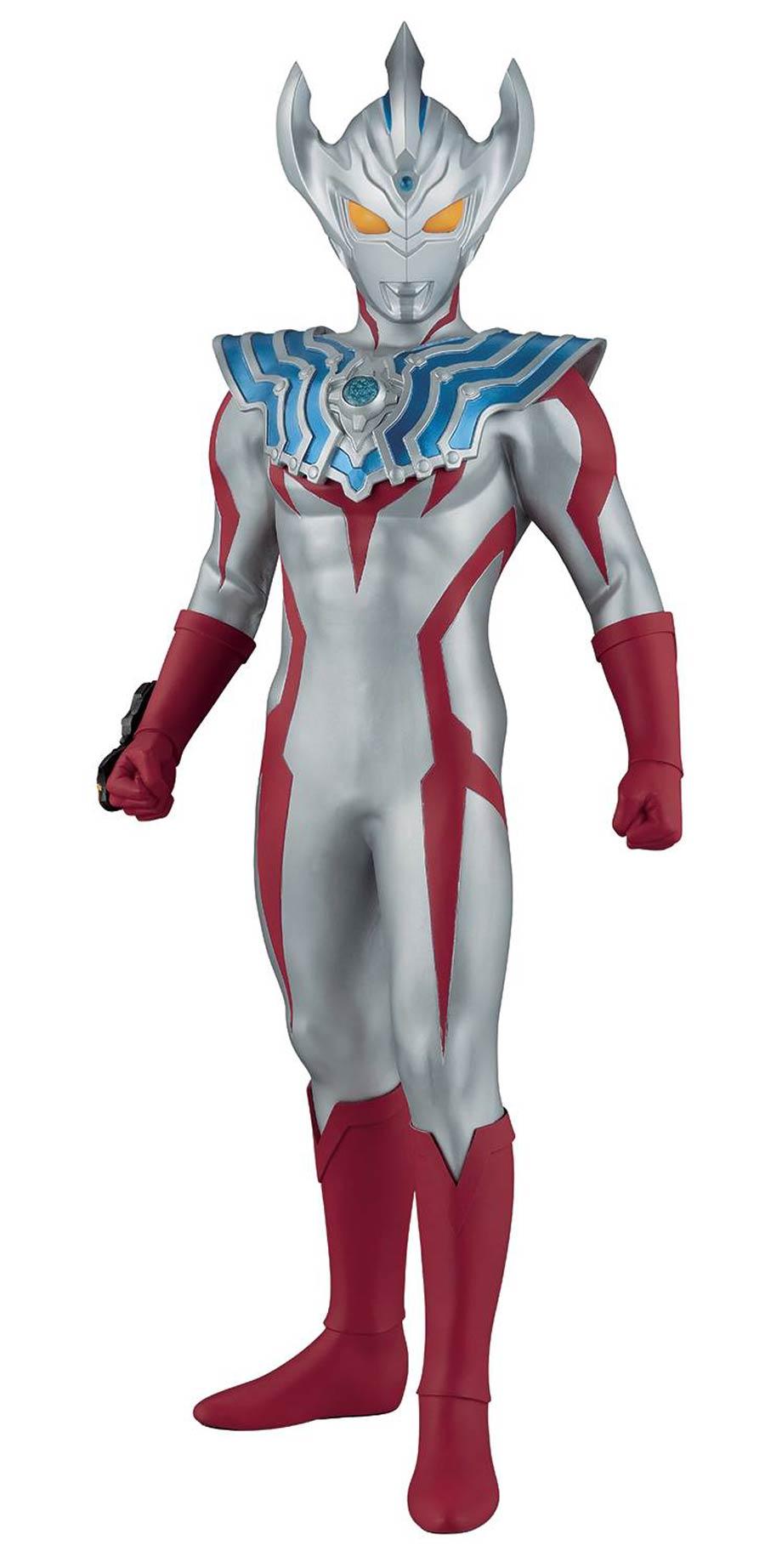 Ultraman Ichiban Sofvics - Ultraman Taiga Figure