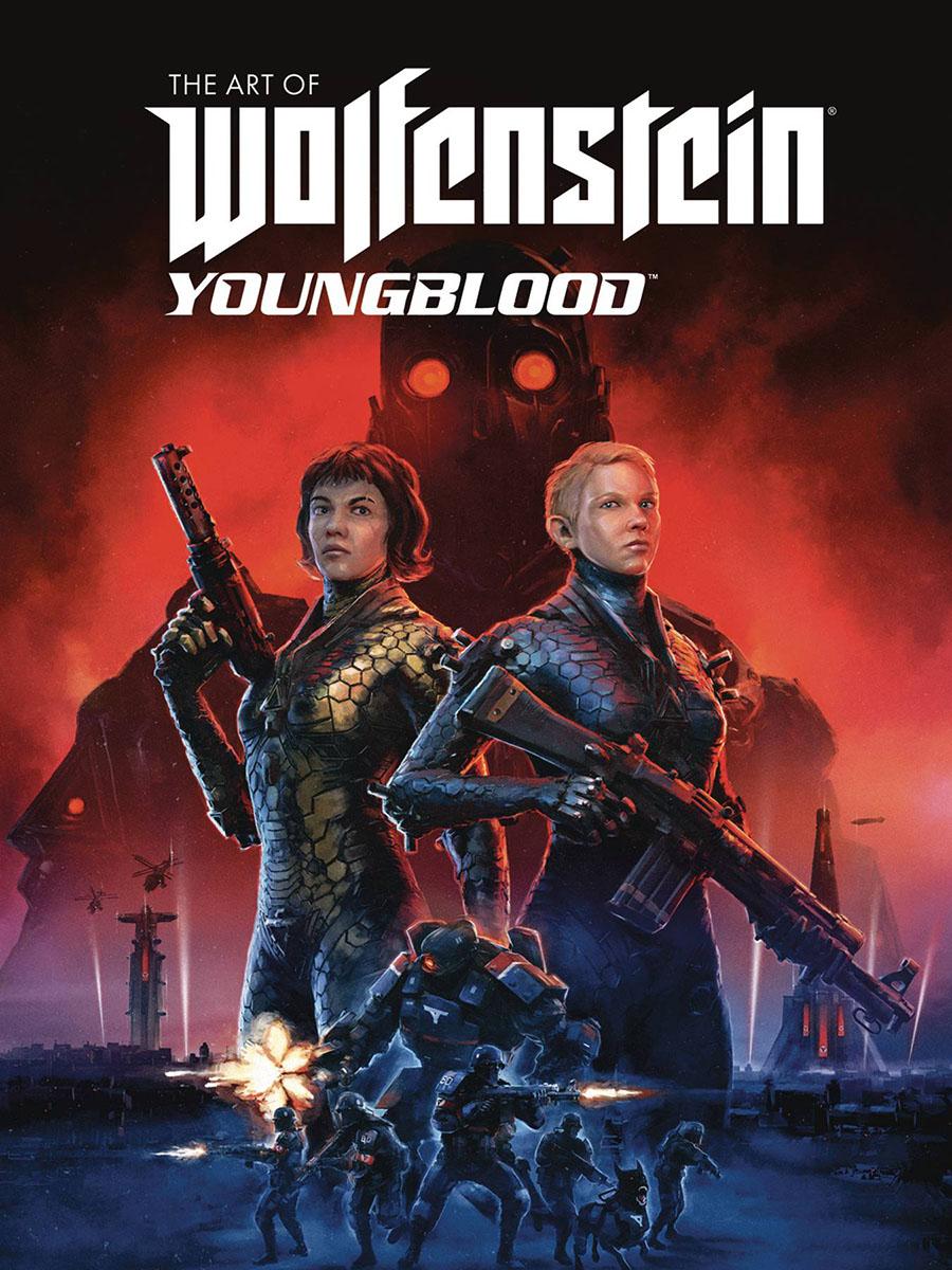 Art Of Wolfenstein Youngblood HC