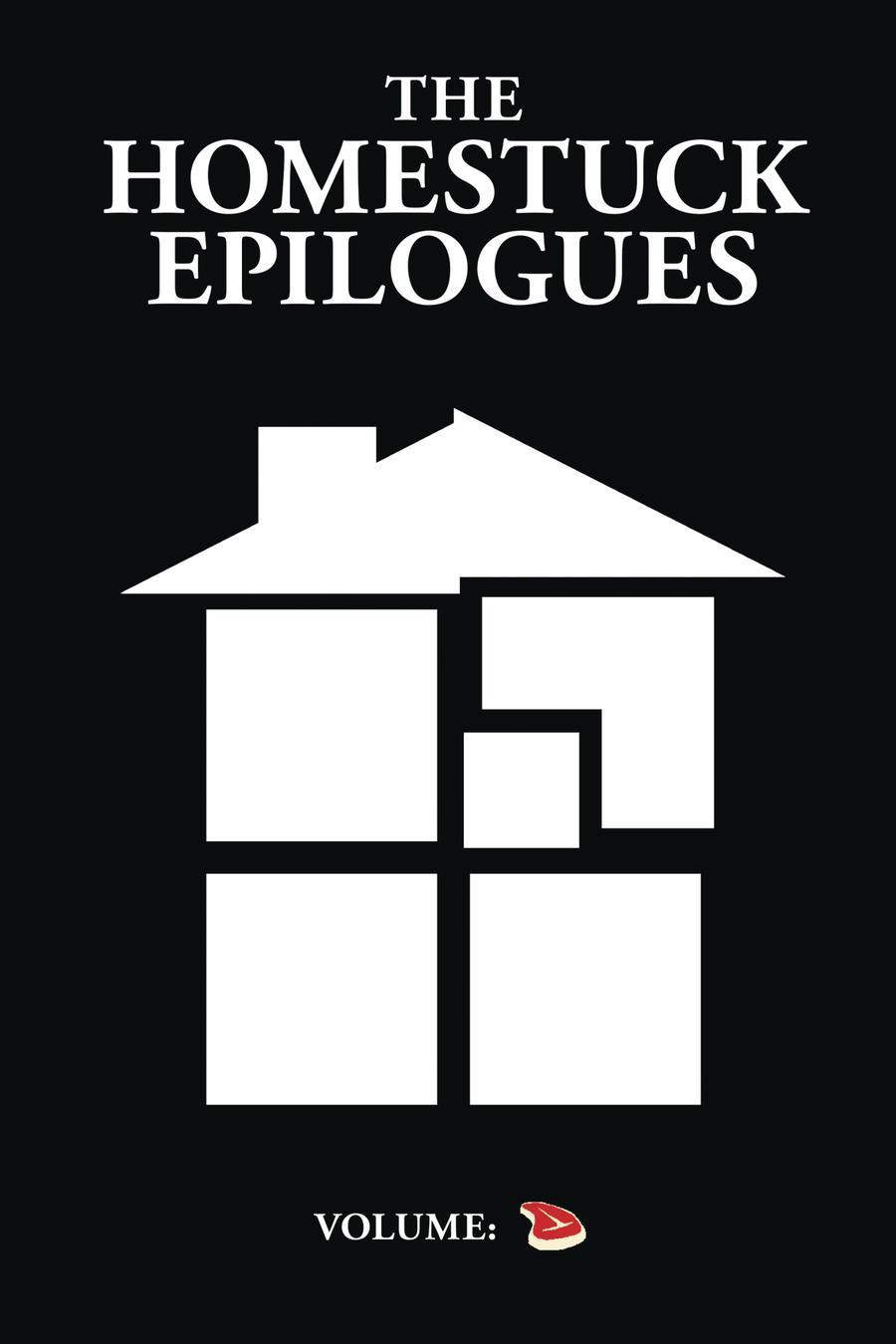 Homestuck Epilogues HC