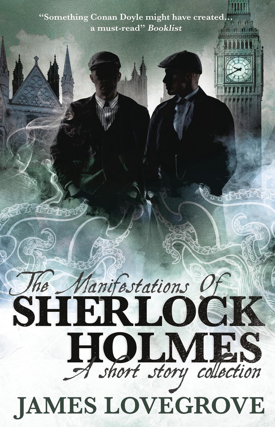 Manifestations Of Sherlock Holmes TP