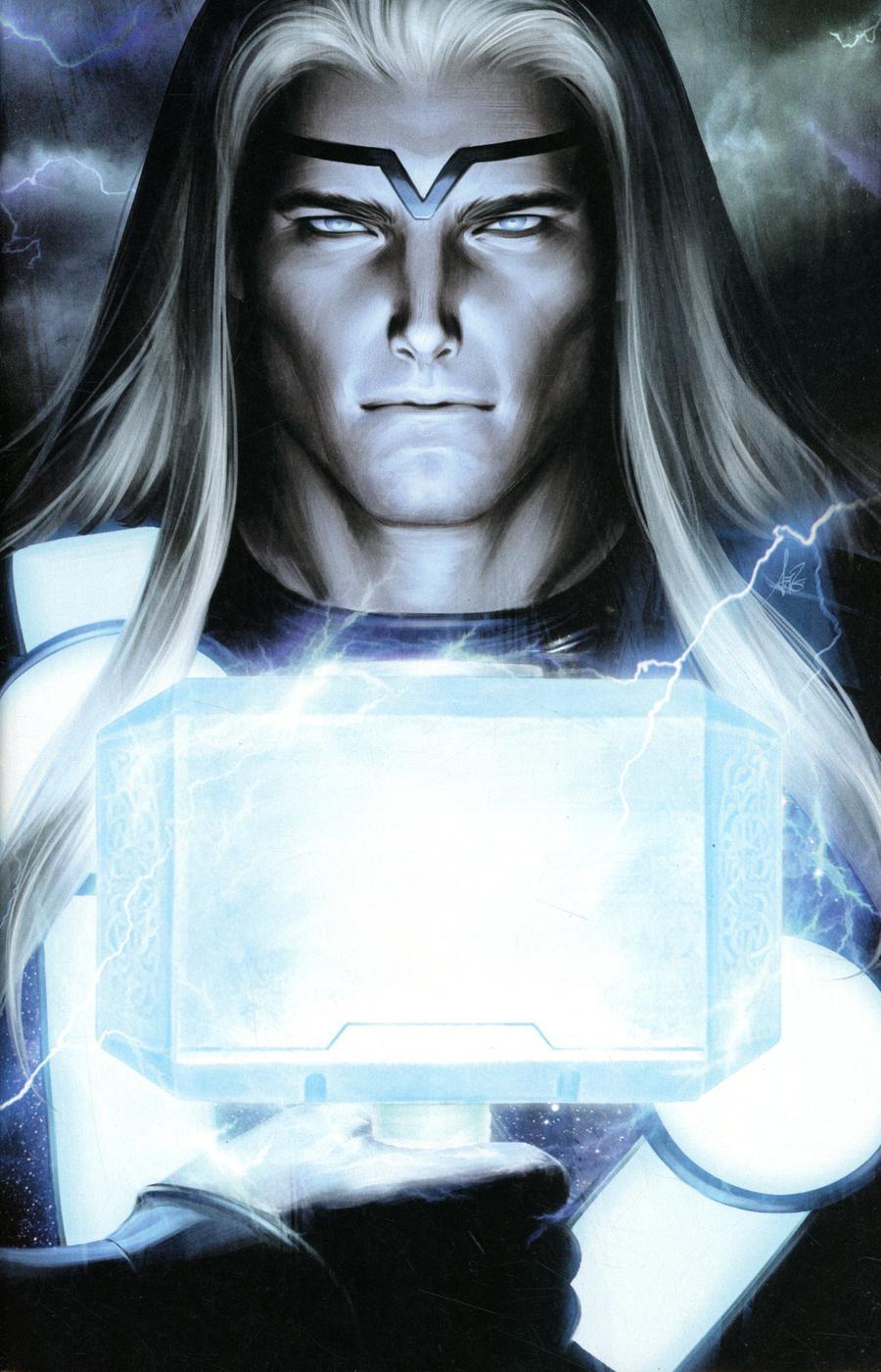 Thor Vol 6 #1 Cover P Incentive Stanley Artgerm Lau Virgin Cover