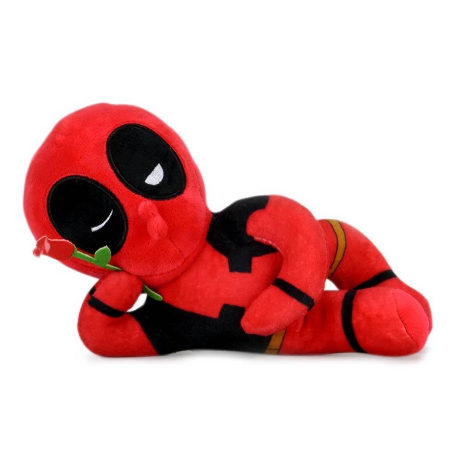Marvel Sexy Deadpool Phunny Plush By KidRobot