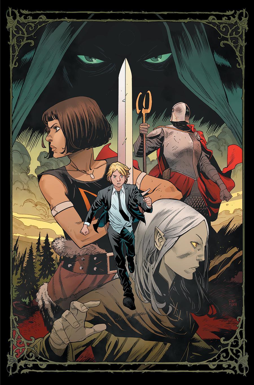 Folklords #1 Cover C Variant Dan Mora Cover