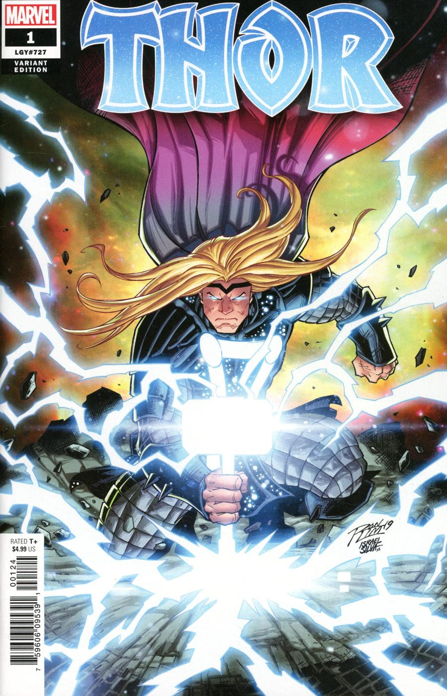 Thor Vol 6 #1 Cover H Variant Ron Lim Cover