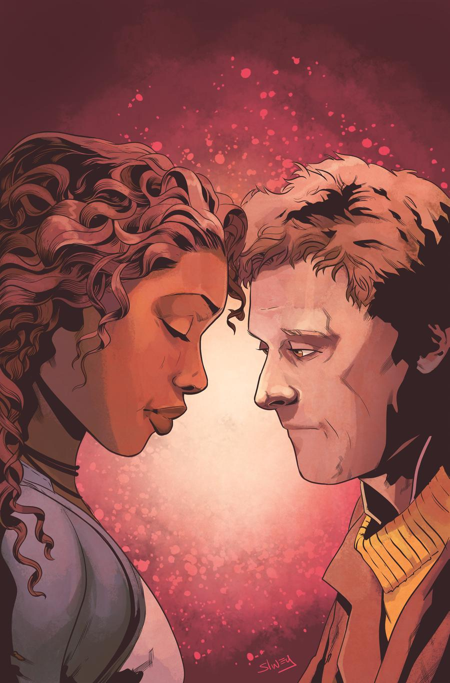 Firefly #11 Cover C Variant Will Sliney Cover