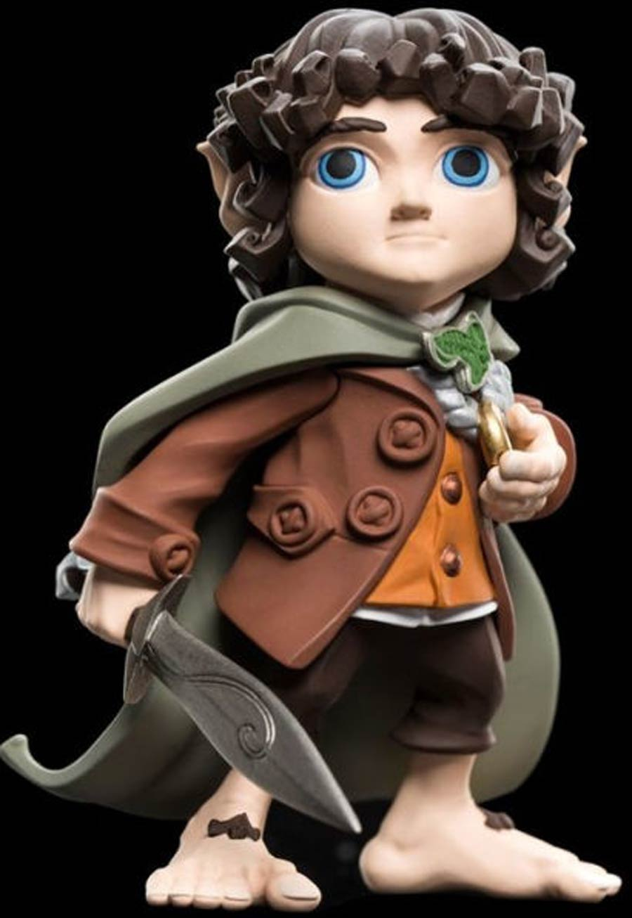 LORD OF THE RINGS COLLECTION ISSUE 20 FRODO AND SAM EAGLEMOSS FIGURE MAGAZINE