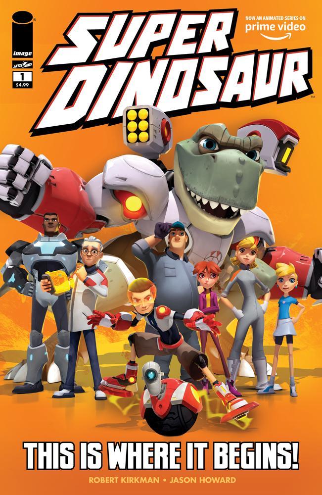 LCSD 2019 Super Dinosaur #1 Special Edition