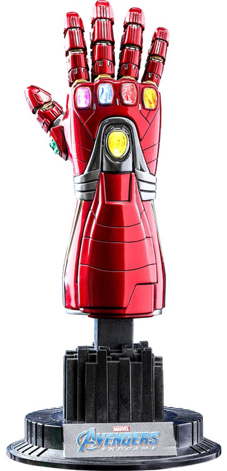 Avengers Endame Nano Gauntlet Quarter Scale Figure
