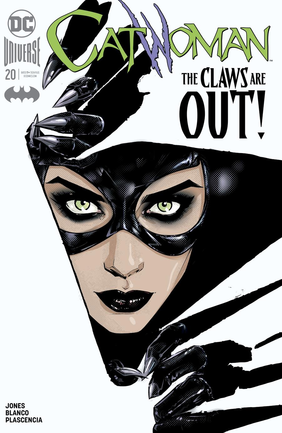 Catwoman Vol 5 #20 Cover A Regular Joelle Jones Cover