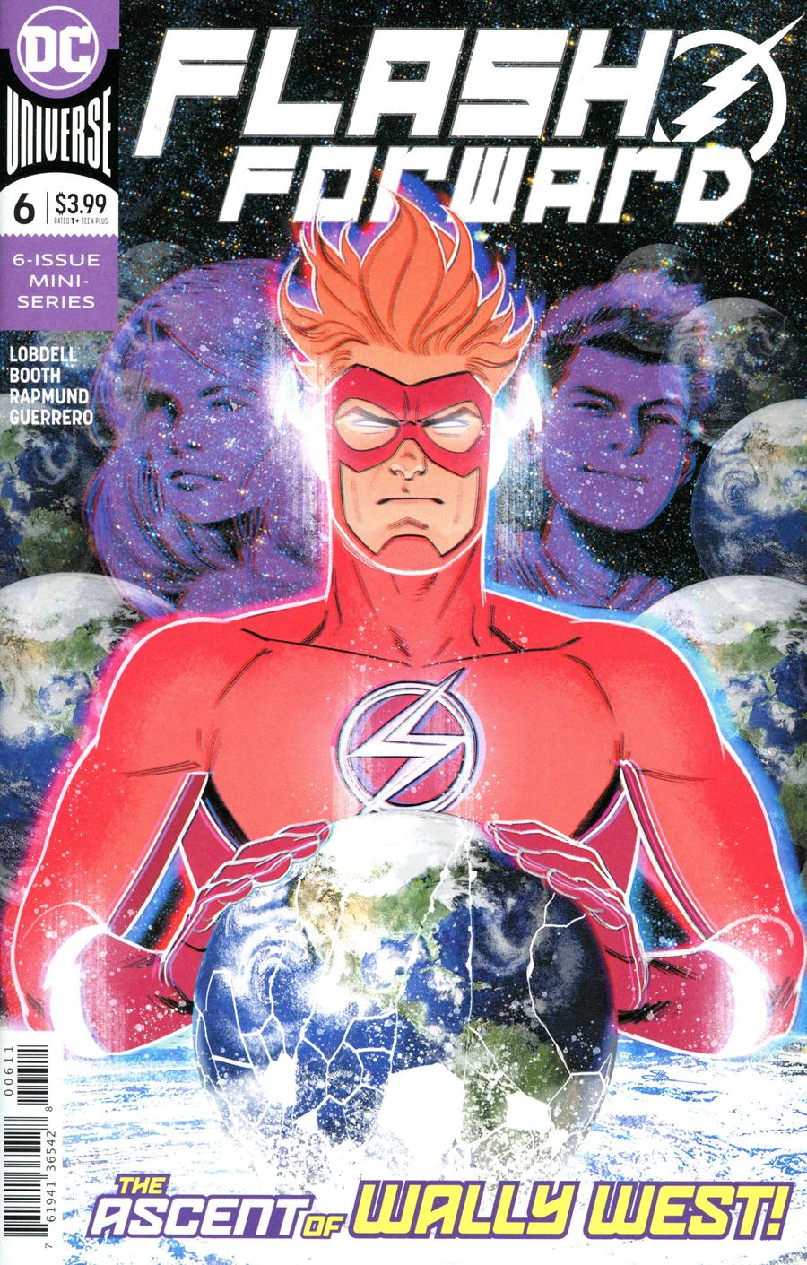 Flash Forward #6 Cover A Regular Evan Doc Shaner Cover