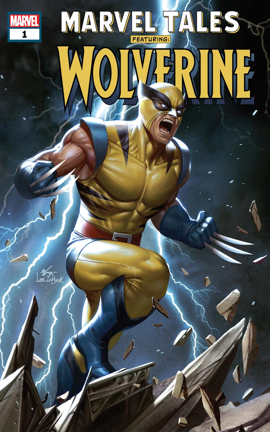 Marvel Tales Wolverine #1 Cover A Regular Inhyuk Lee Cover