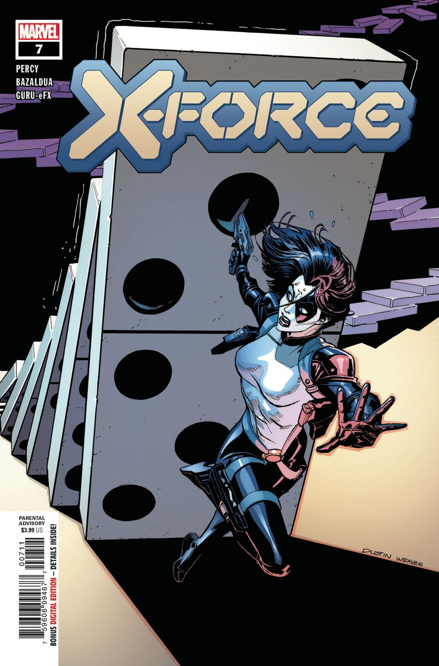 X-Force Vol 6 #7 (Dawn Of X Tie-In)