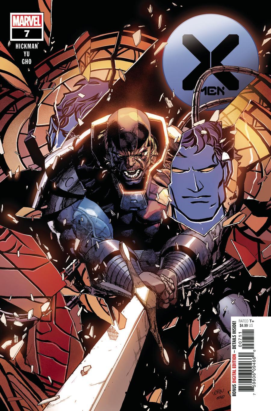X-Men Vol 5 #7 Cover A Regular Leinil Francis Yu Cover (Dawn Of X Tie-In)
