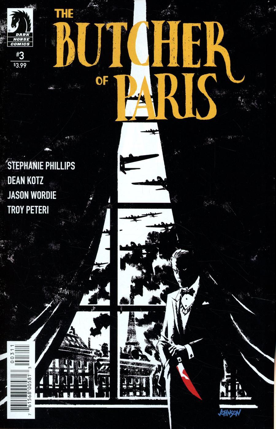 Butcher Of Paris #3