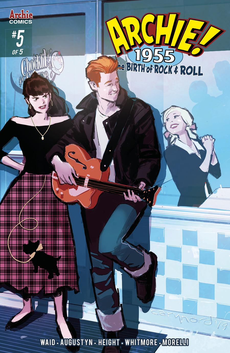 Archie 1955 #5 Cover C Variant Cary Nord Cover