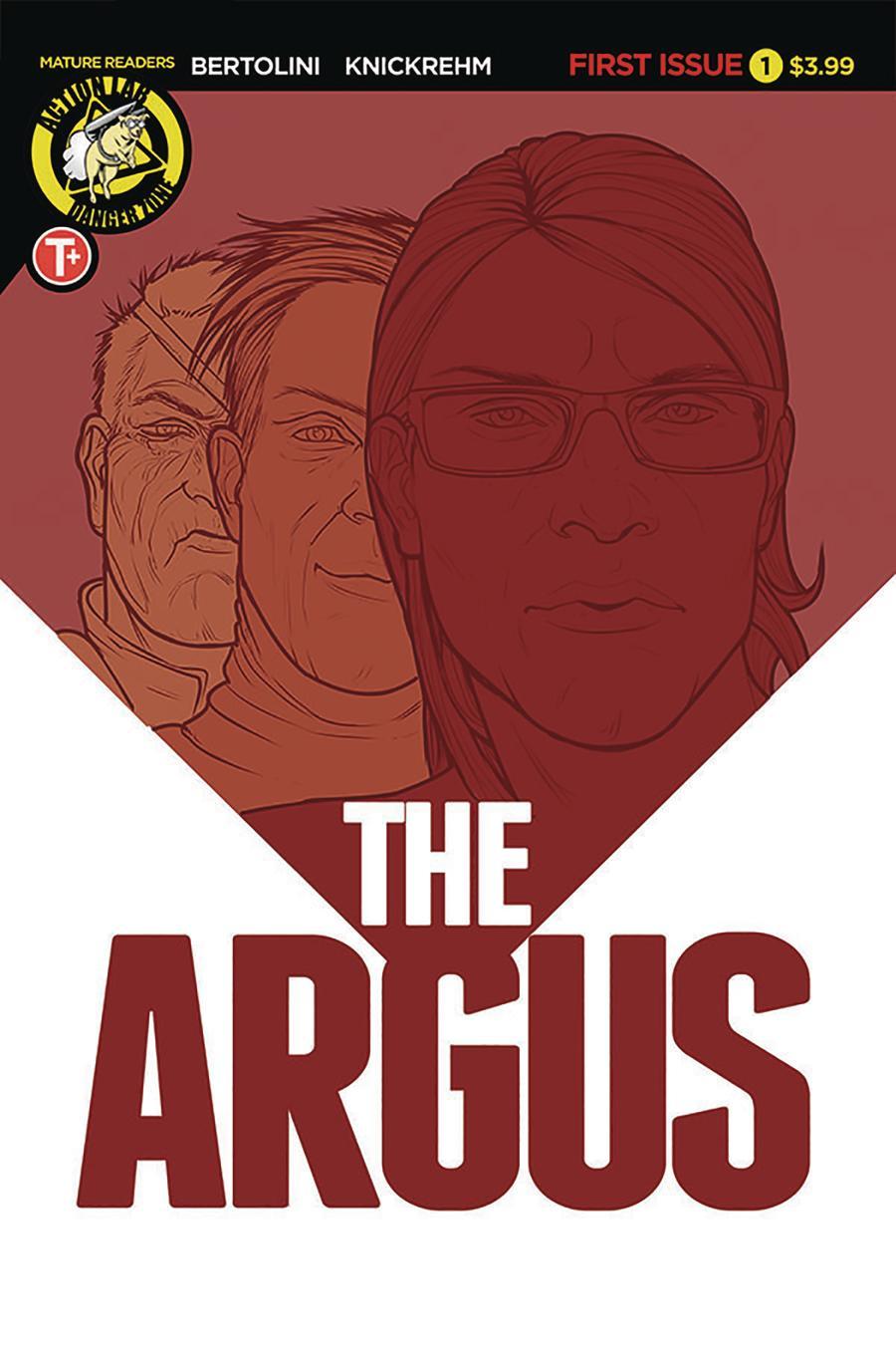 Argus (Danger Zone) #1