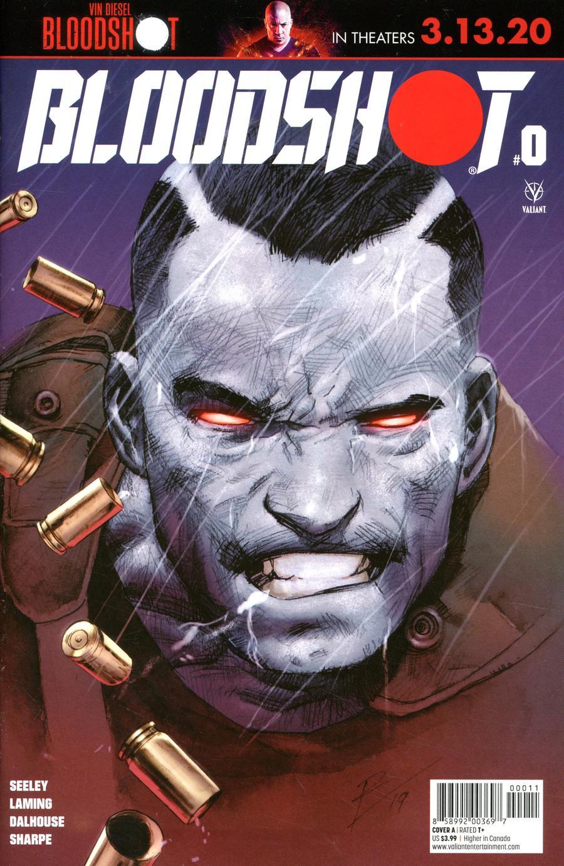 Bloodshot Vol 4 #0 Cover A Regular Roberto De La Torre Cover