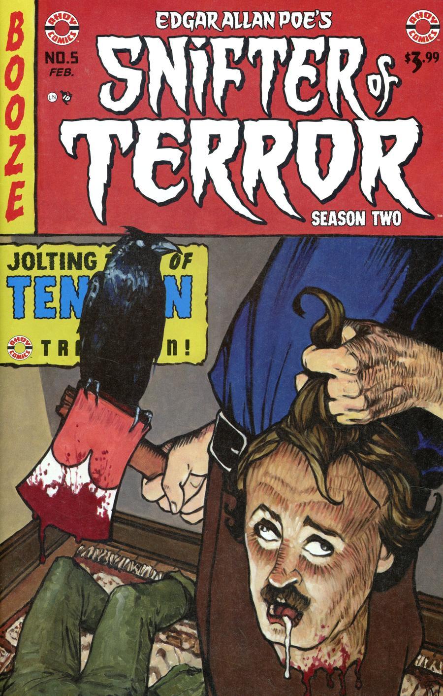 Edgar Allan Poes Snifter Of Terror Season 2 #5