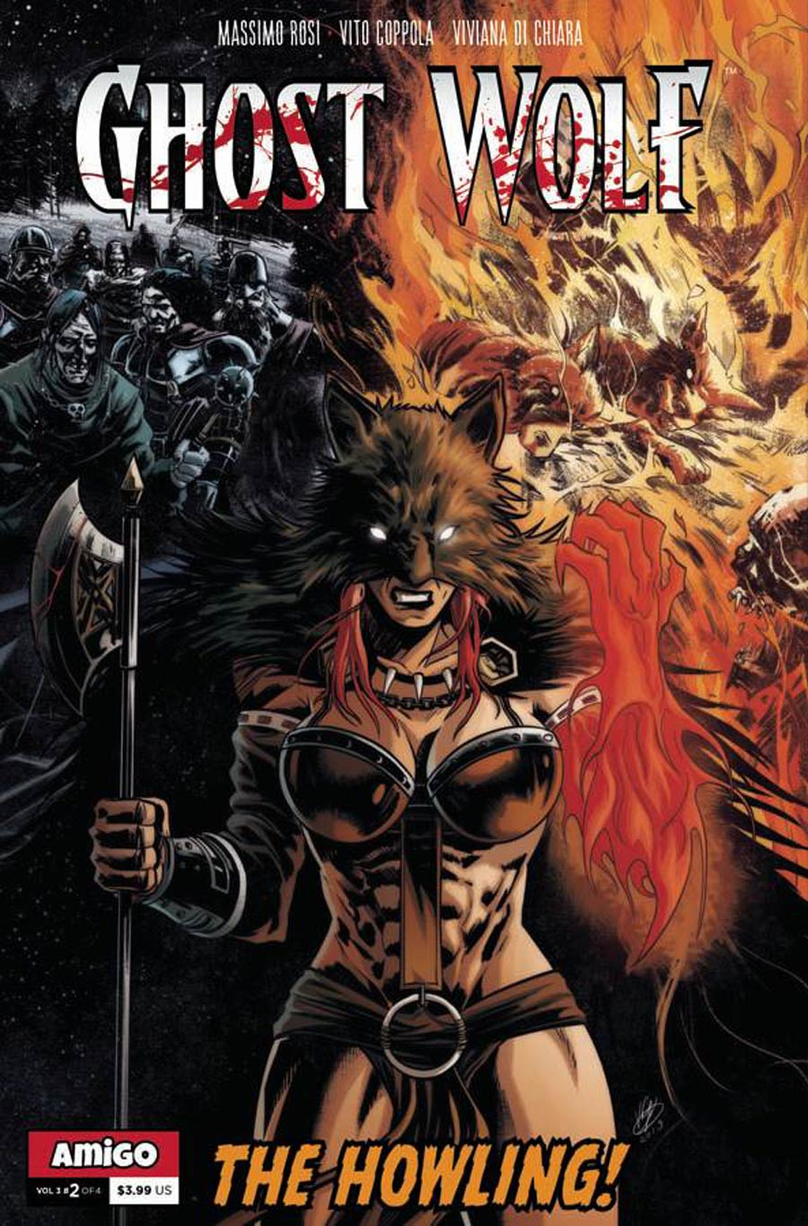 Ghost Wolf Vol 3 The End Of All Tales #2