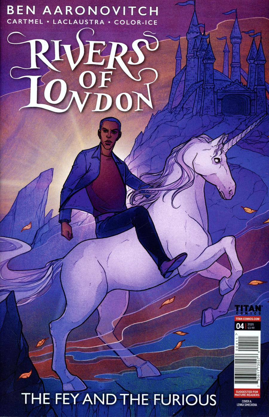 Rivers Of London The Fey And The Furious #4