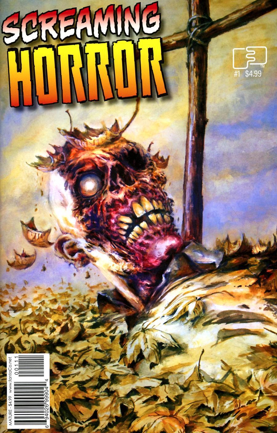 Screaming Horror #1