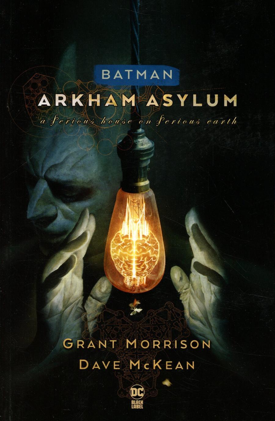 Batman Arkham Asylum TP New Edition
