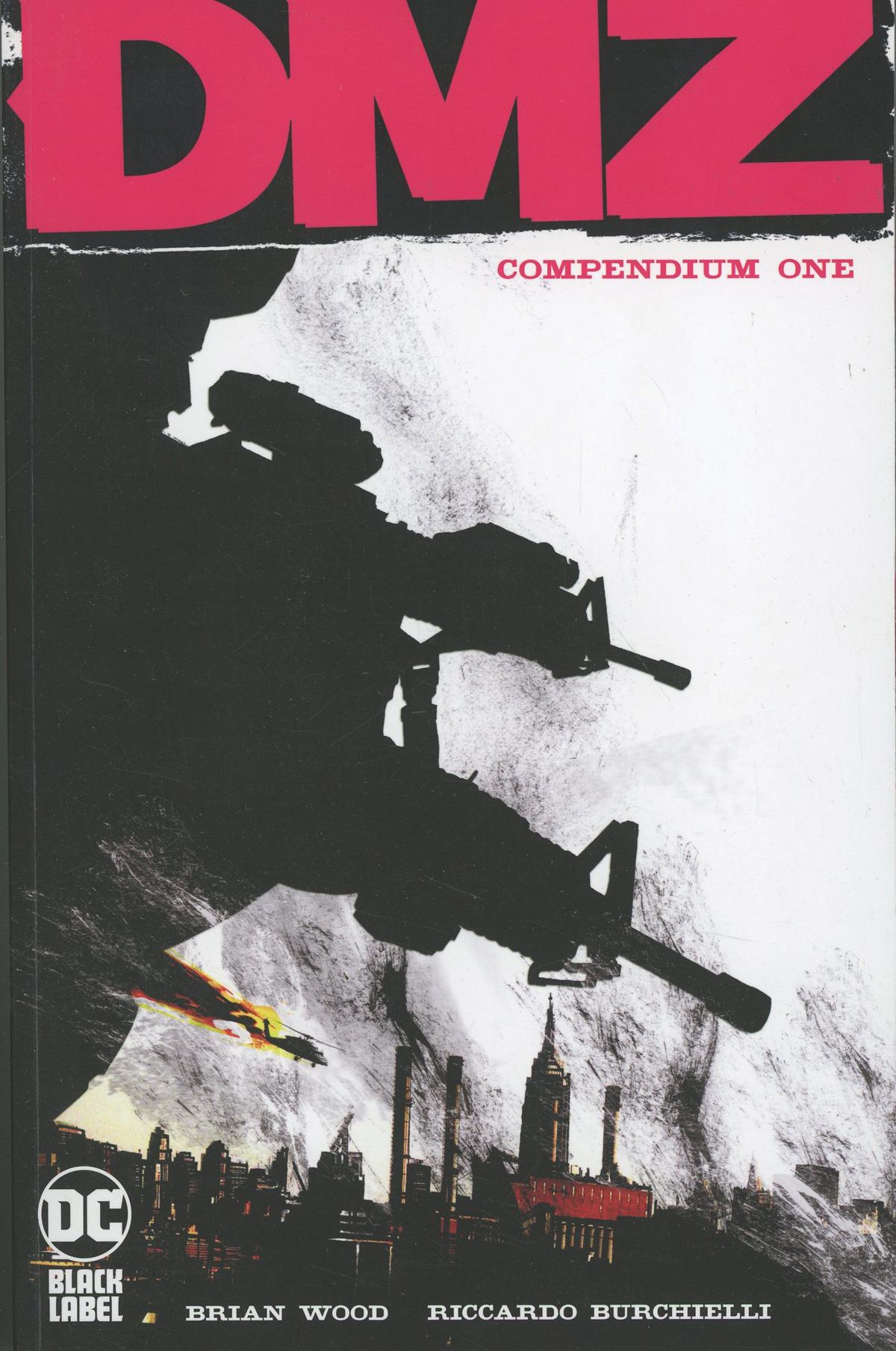 DMZ Compendium Vol 1 TP