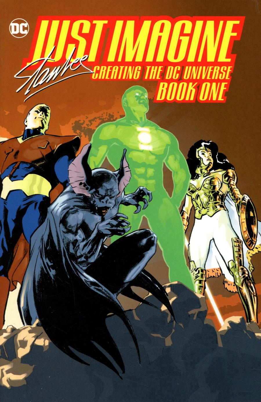Just Imagine Stan Lee Creating The DC Universe Book 1 TP New Edition