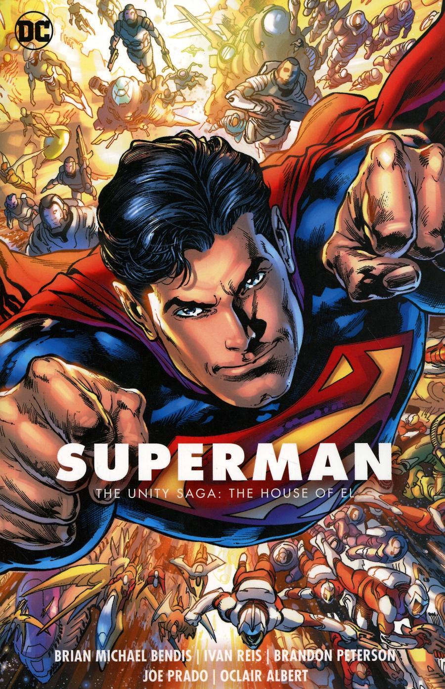 Superman (2018) Vol 2 The Unity Saga House Of El TP