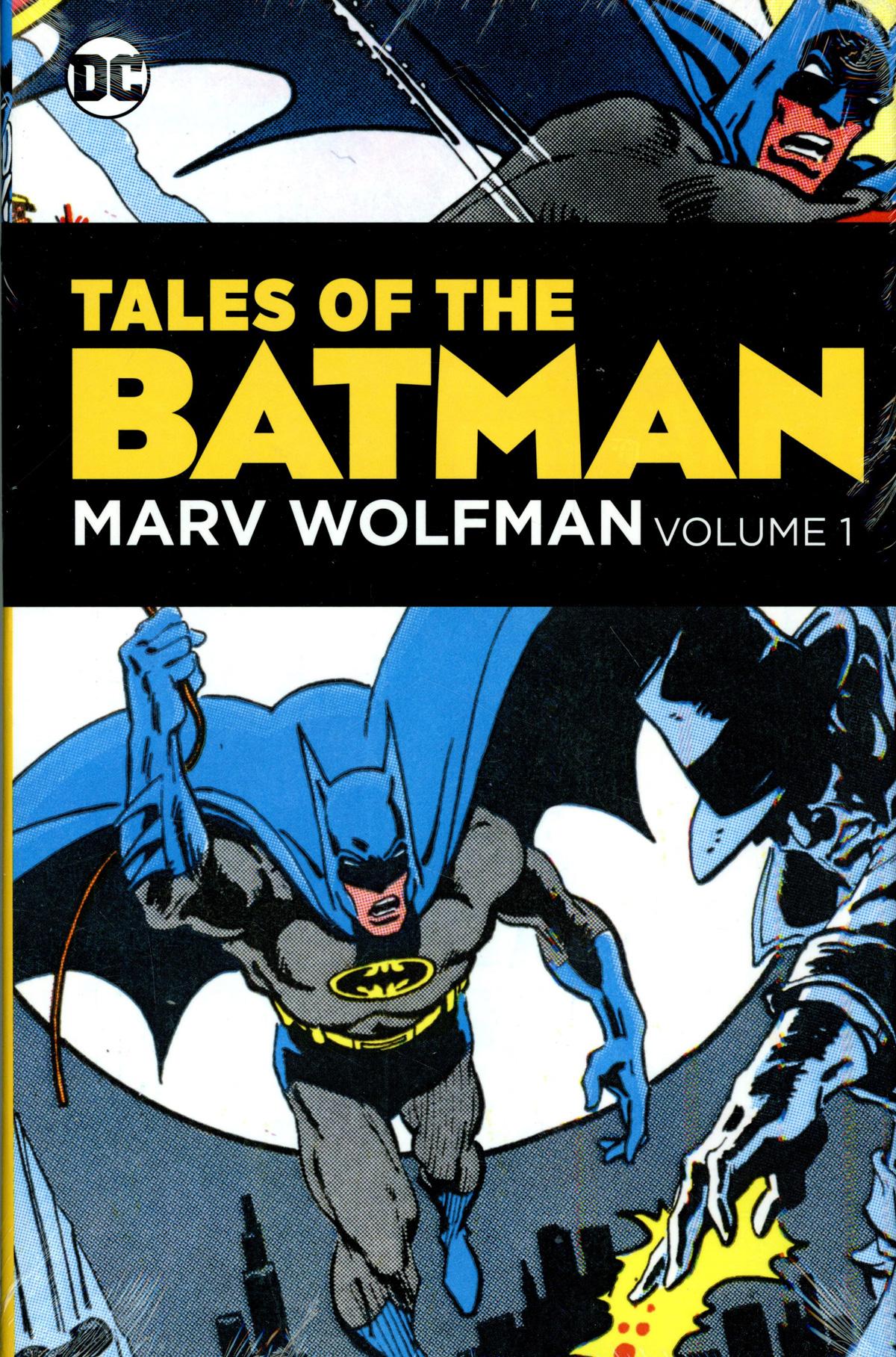 Tales Of The Batman Marv Wolfman Vol 1 HC