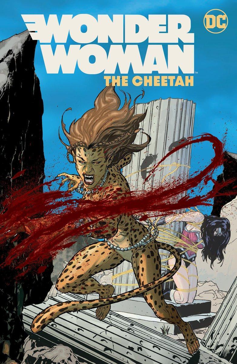 Wonder Woman Cheetah TP