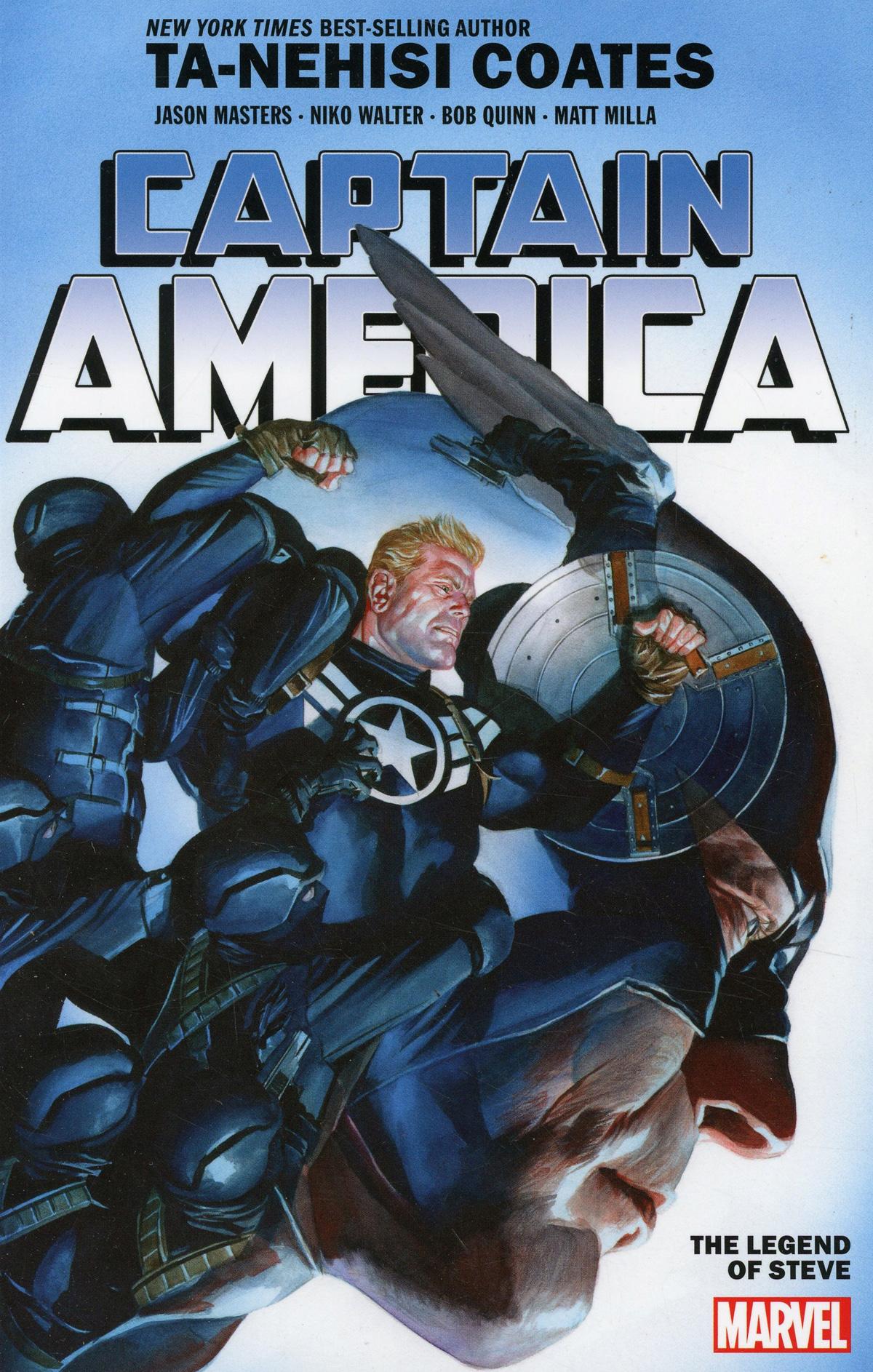 Captain America By Ta-Nehisi Coates Vol 3 Legend Of Steve TP
