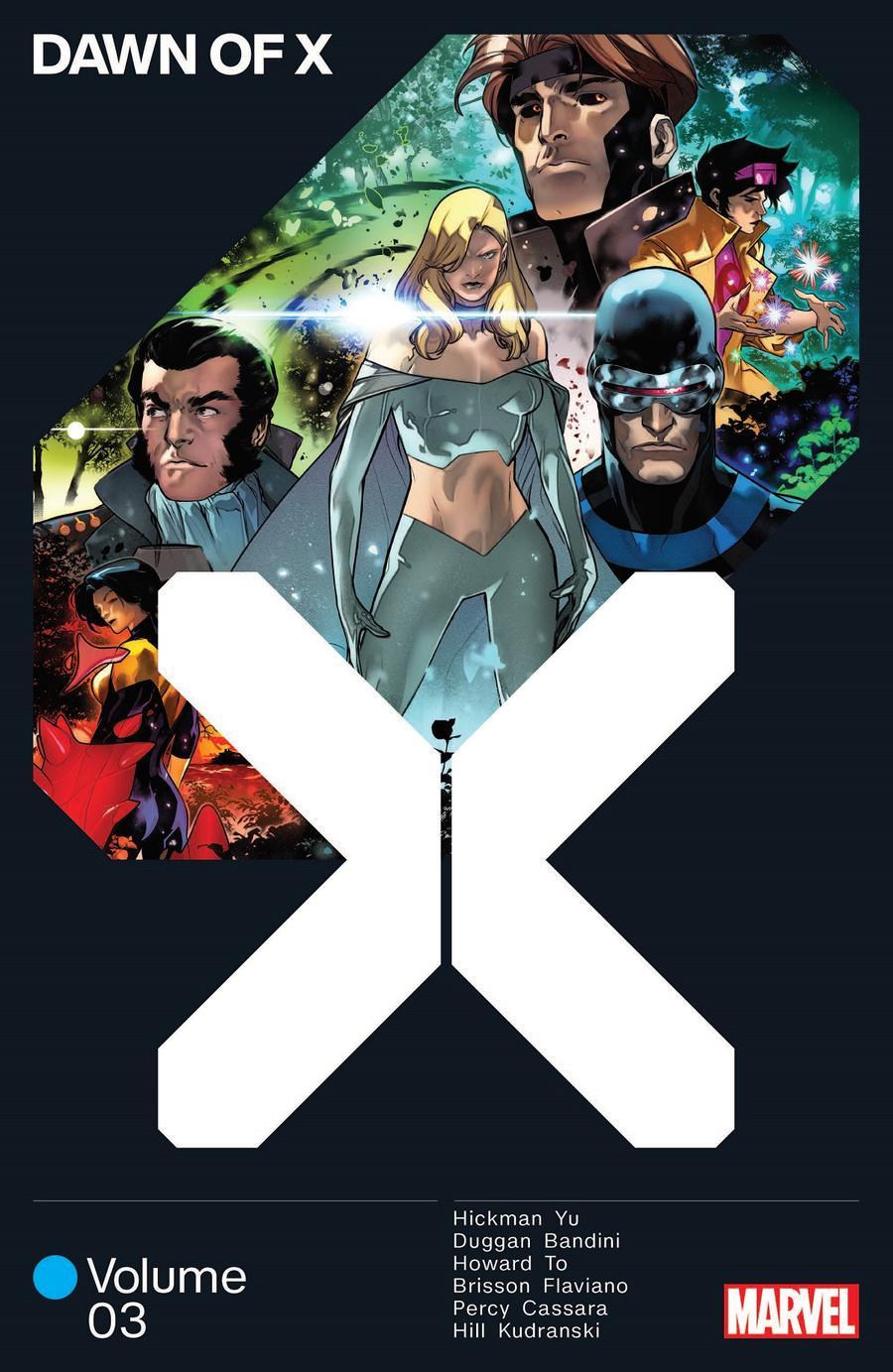 Dawn Of X Vol 3 TP