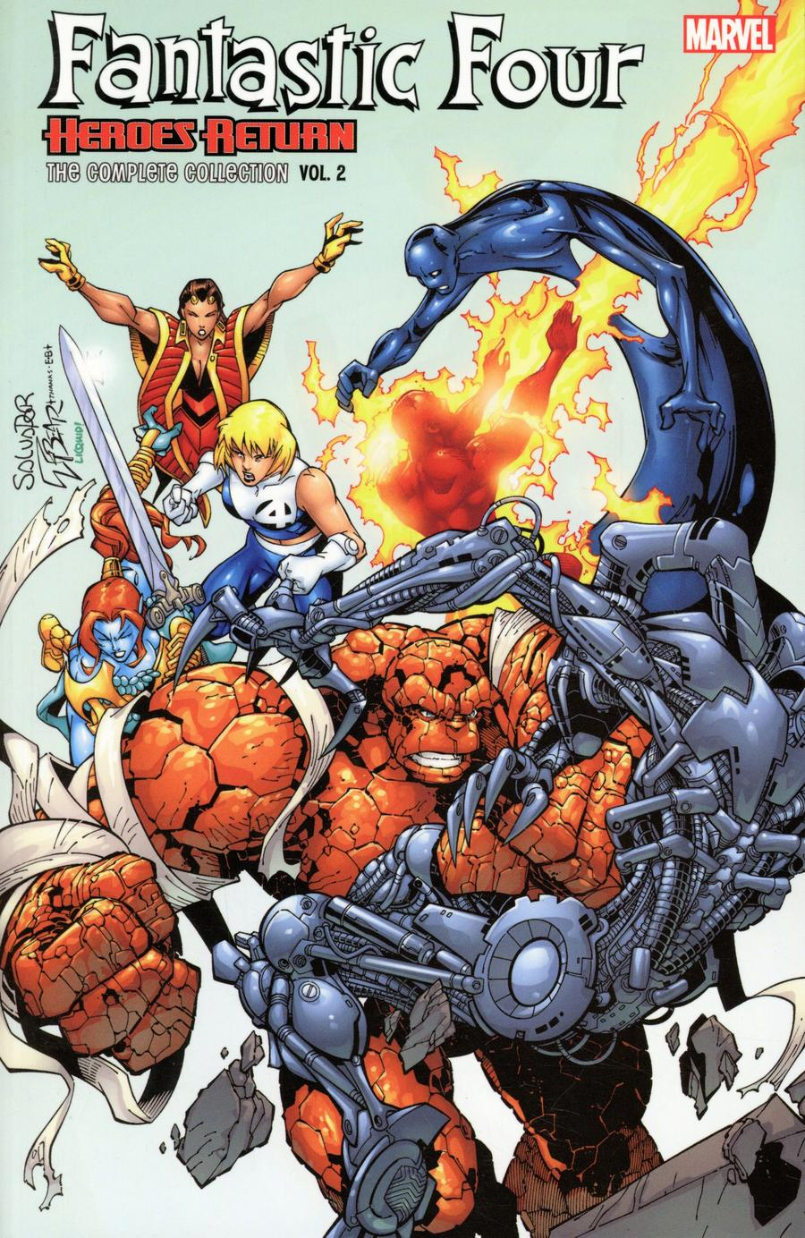 Fantastic Four Heroes Return Complete Collection Vol 2 TP