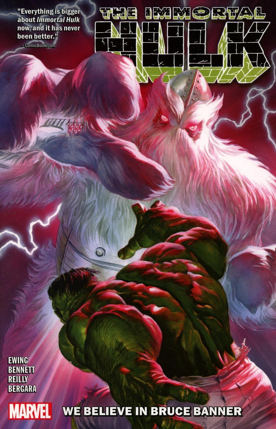 Immortal Hulk Vol 6 TP