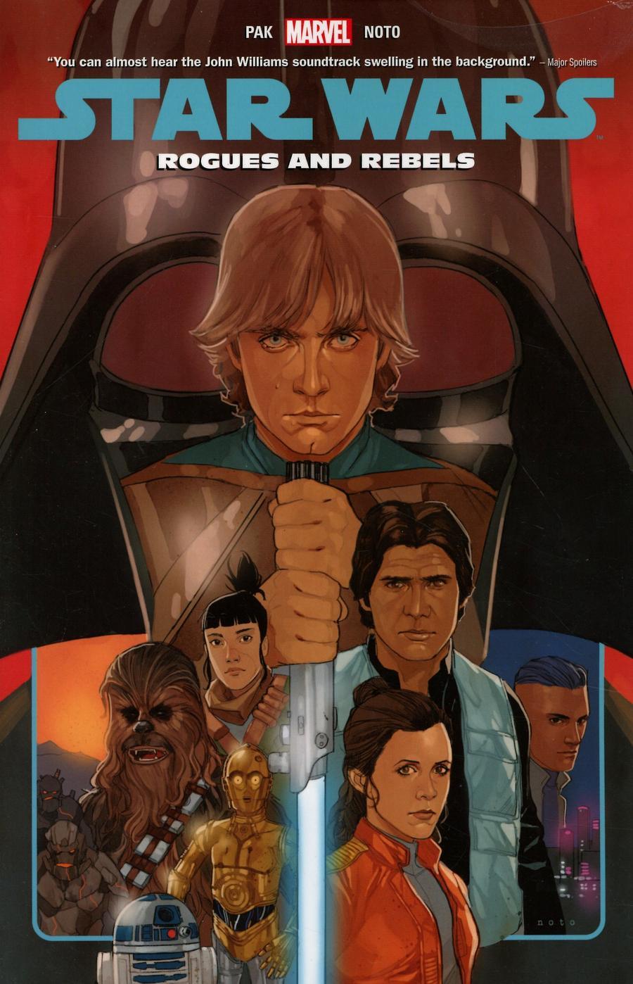 Star Wars (Marvel) Vol 13 Rogues And Rebels TP