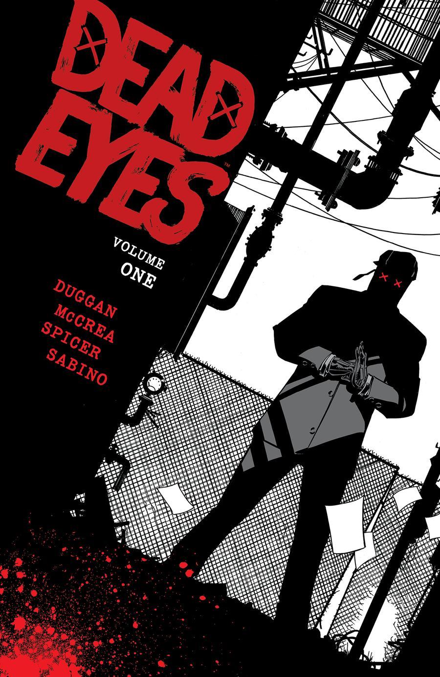 Dead Eyes Vol 1 TP