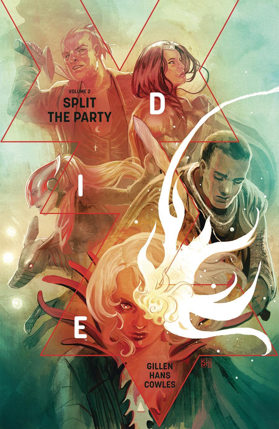 Die Vol 2 Split The Party TP