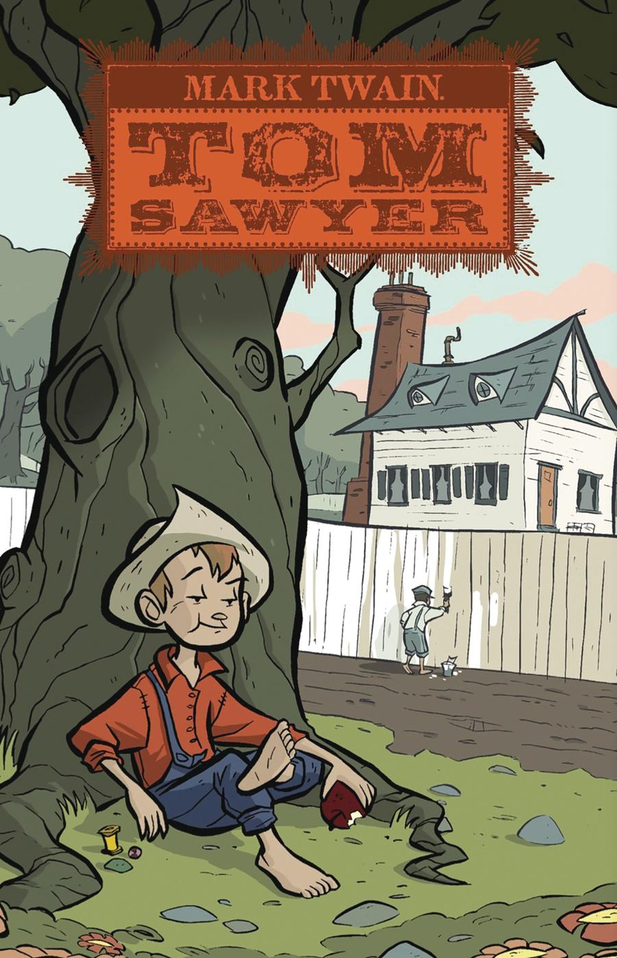 All Action Classics Tom Sawyer GN