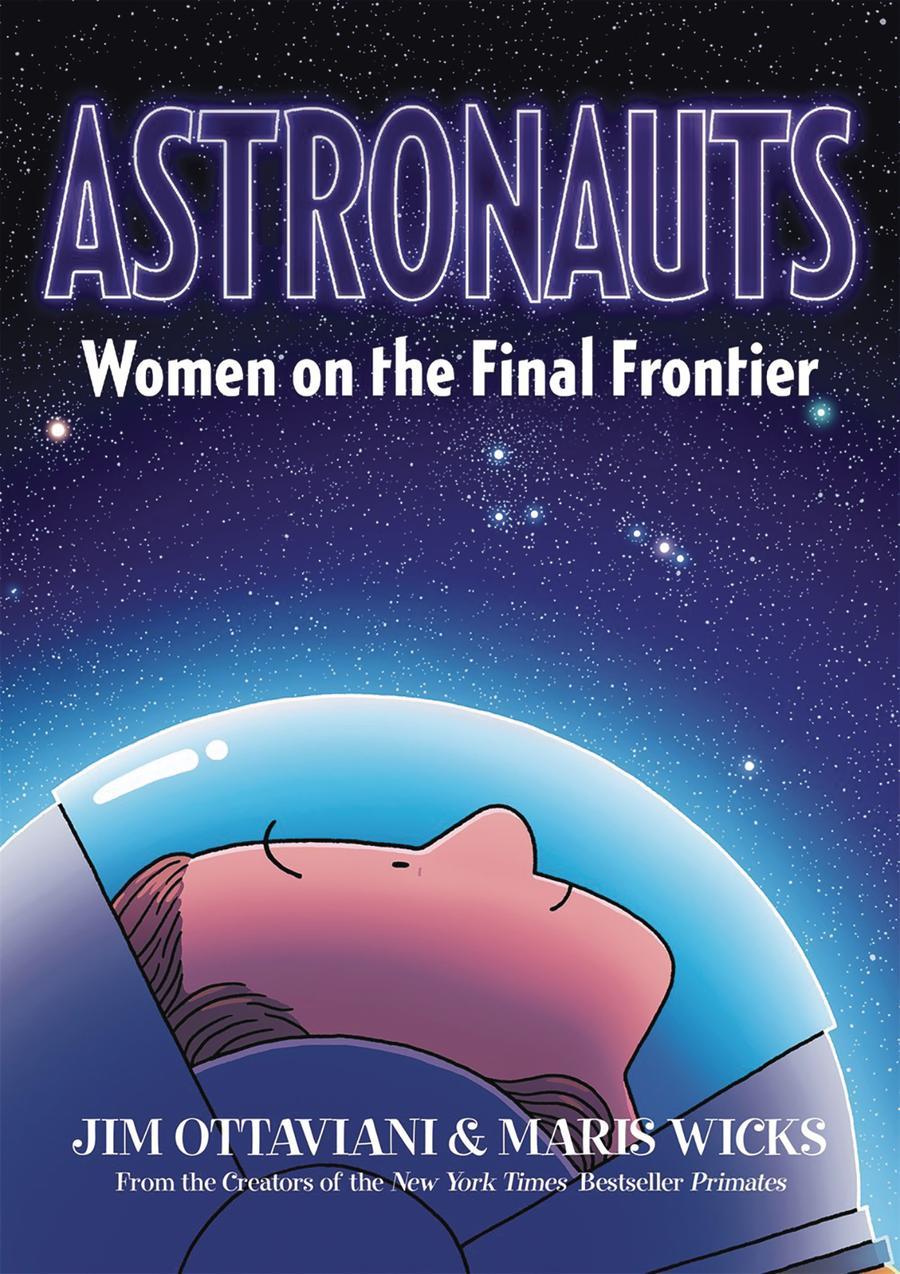 Astronauts Women On The Final Frontier HC