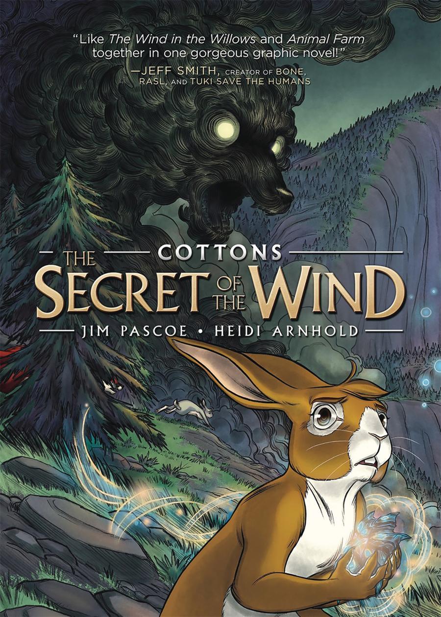 Cottons Vol 1 Secret Of The Wind TP