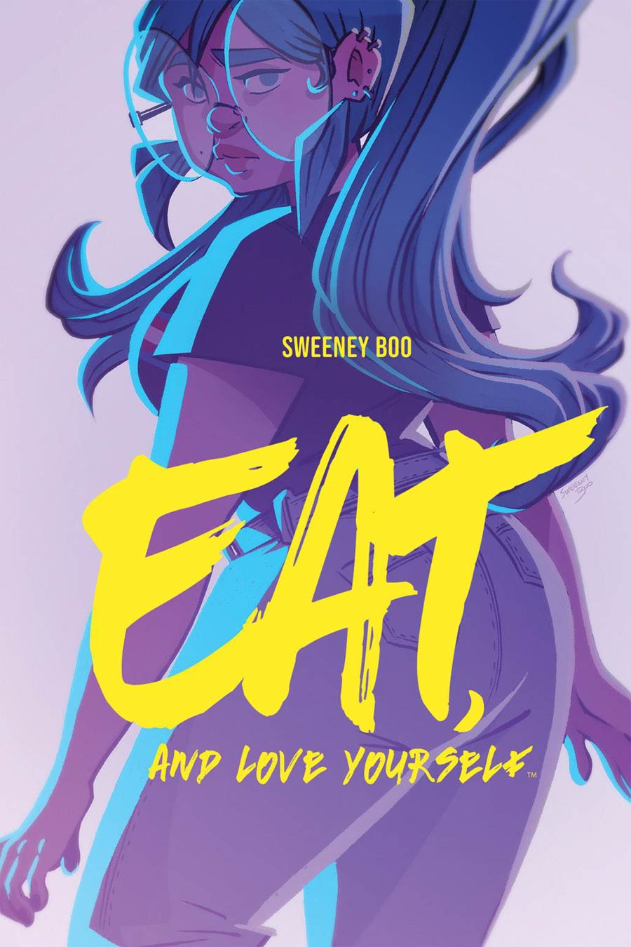 Eat And Love Yourself Original Graphic Novel TP