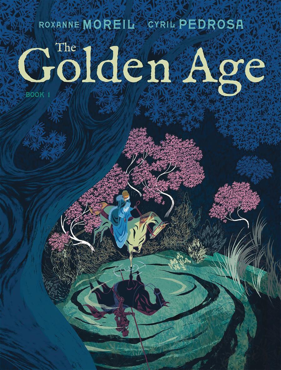 Golden Age Book 1 HC
