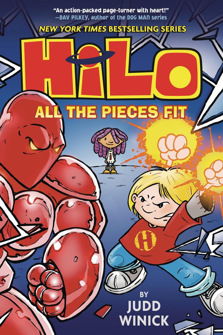 Hilo Vol 6 All Pieces Fit HC