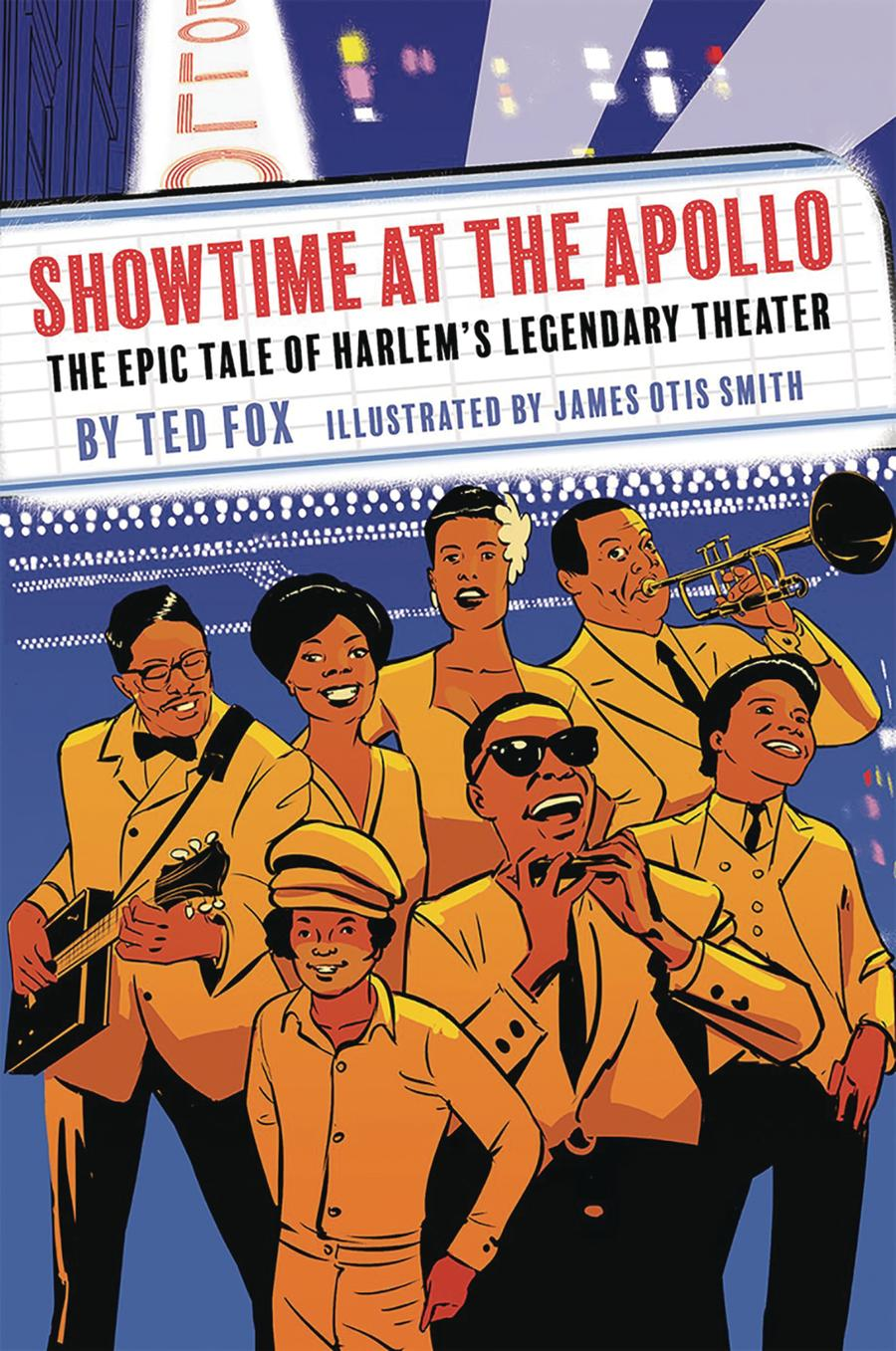 Showtime At The Apollo Epic Tale Of Harlems Legendary Theater GN